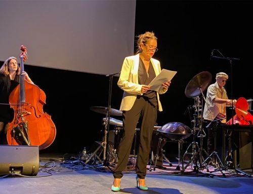 6 déc. 2019 – Lecture musicale Etre Beau, Maison de la Poésie à Paris